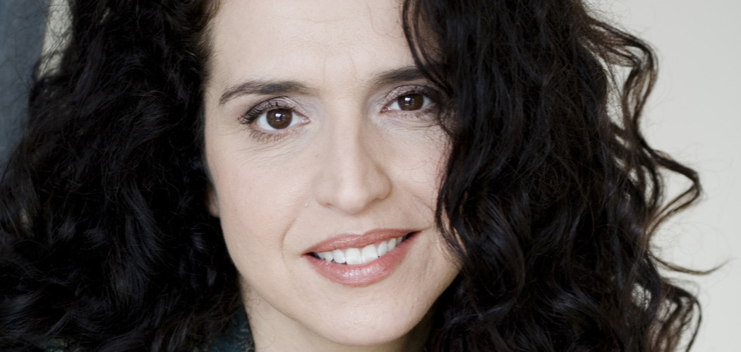 Frances Pappas - Mezzosoprano